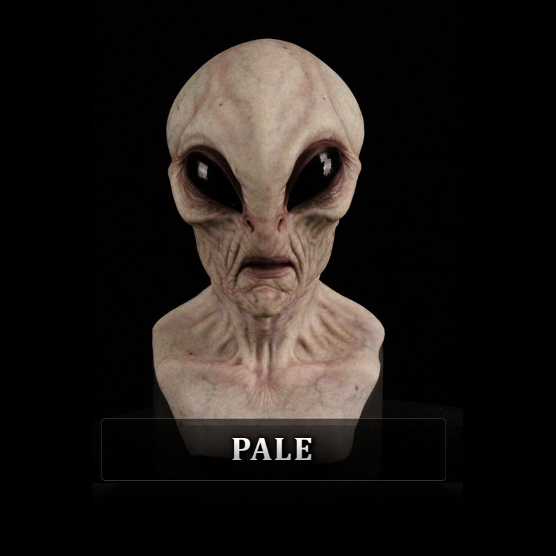 Alien Silicone Mask