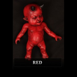IN STOCK - Demon Spawn Baby Red