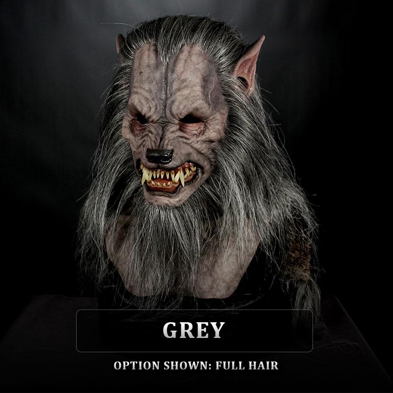 Hellhound Silicone Mask