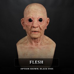 IN STOCK - Oracle Flesh with Black Eyes Female Fit