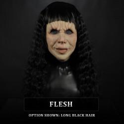 IN STOCK - Trixie Flesh Long Black Hair Female Fit