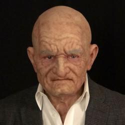 Grandpa Silicone Mask