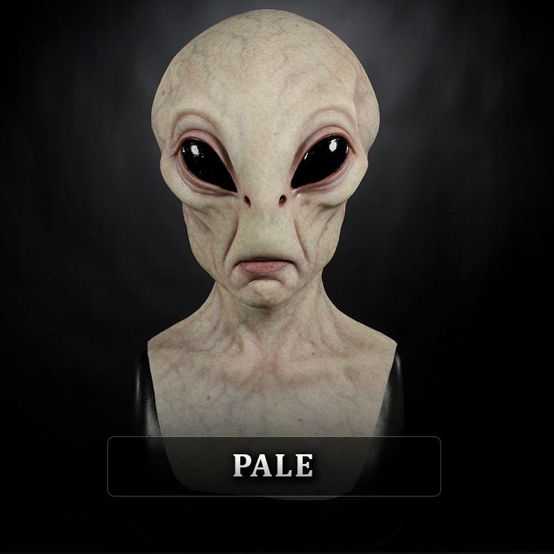 IN STOCK - Female Alien Pale Female Fit