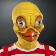 Bird Brain Silicone Mask