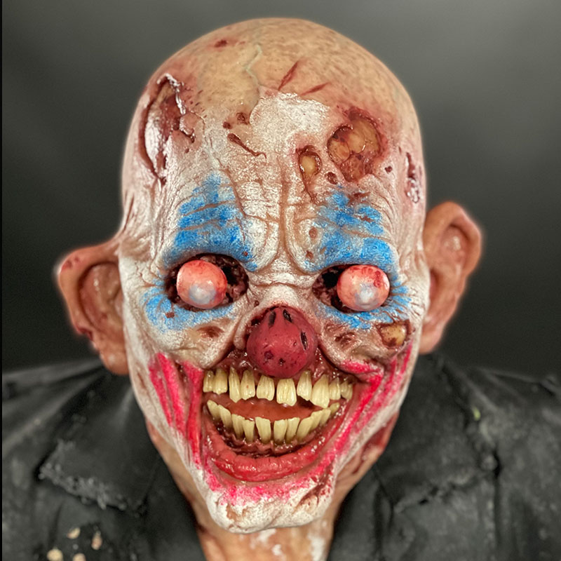 Corpsey the Clown Silicone Mask