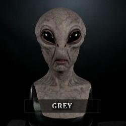 Female Alien Female Fit Silicone Mask