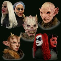 Silicone Half Masks - Female Fit