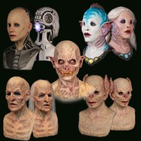 Silicone Full Masks - Female Fit