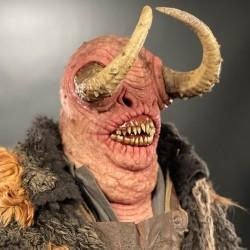 Gluttony Silicone Mask