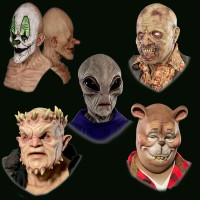 Silicone Full Masks - Male Fit
