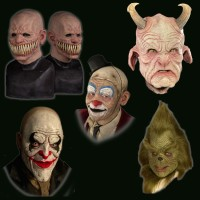 Silicone Half Masks - Male Fit