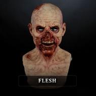 Necrosis Silicone Mask