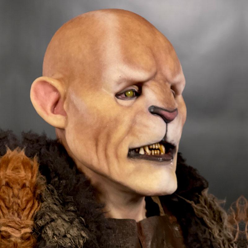Panthera Silicone Mask