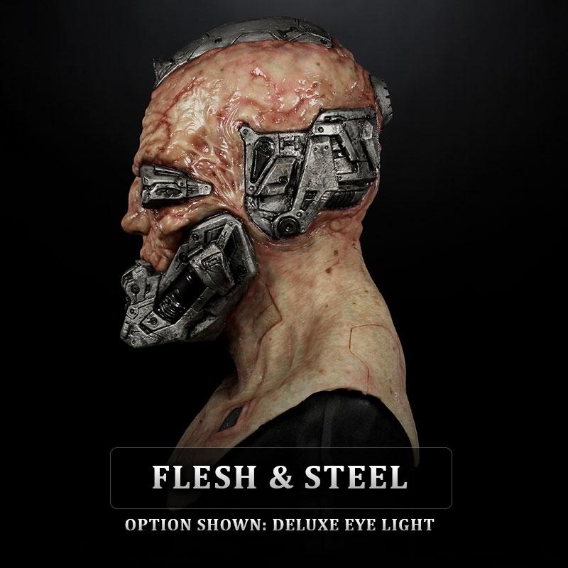 War Monger Silicone Mask