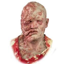 Afflicted Silicone Mask