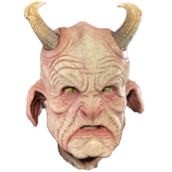 Baphomet Silicone Mask