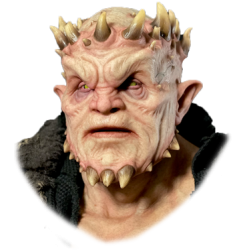 Bloodhammer Silicone Mask