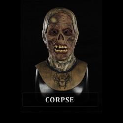 Entombed Female Fit Silicone Mask