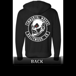 Classic Logo Hoodie Pullover - Mens
