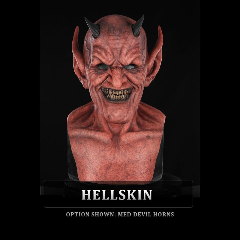 Sinister Silicone Mask