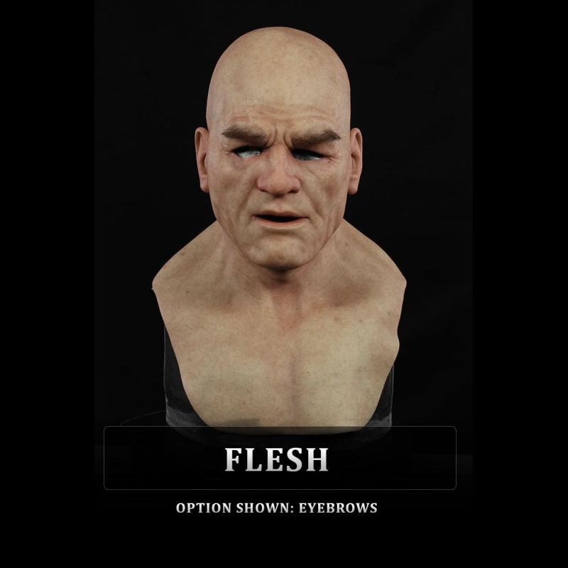 Tough Guy Silicone Mask