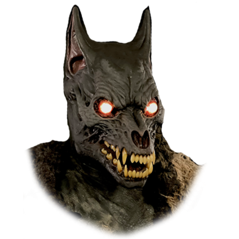 Devil Dog Silicone Mask