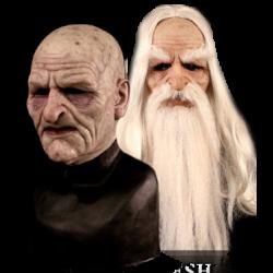 Hex Silicone Half Mask