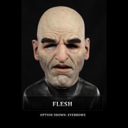 Henchman Silicone Half Mask