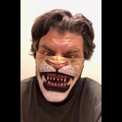 Carnivore Cloth Face Mask