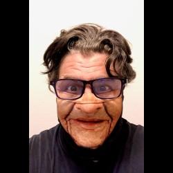 Elderly Cloth Face Mask