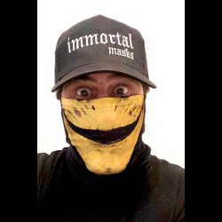 Lurker Cloth Face Mask