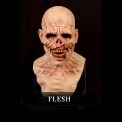 Ghastly Silicone Mask