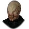 Psycho Silicone Half Mask
