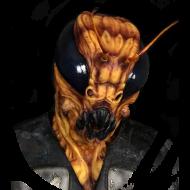 Swarm Silicone Mask