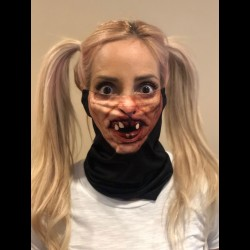 Daisy Cloth Face Mask