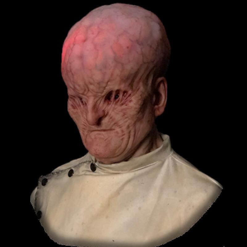 Mastermind Silicone Mask