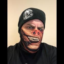 Tortured Cloth Face Mask