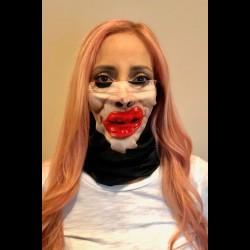 Botched Cloth Face Mask