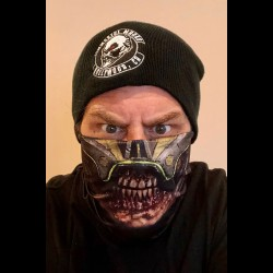 Zed Cloth Face Mask
