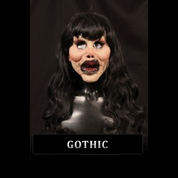 IN STOCK - Botched Female Fit Goth with Hair