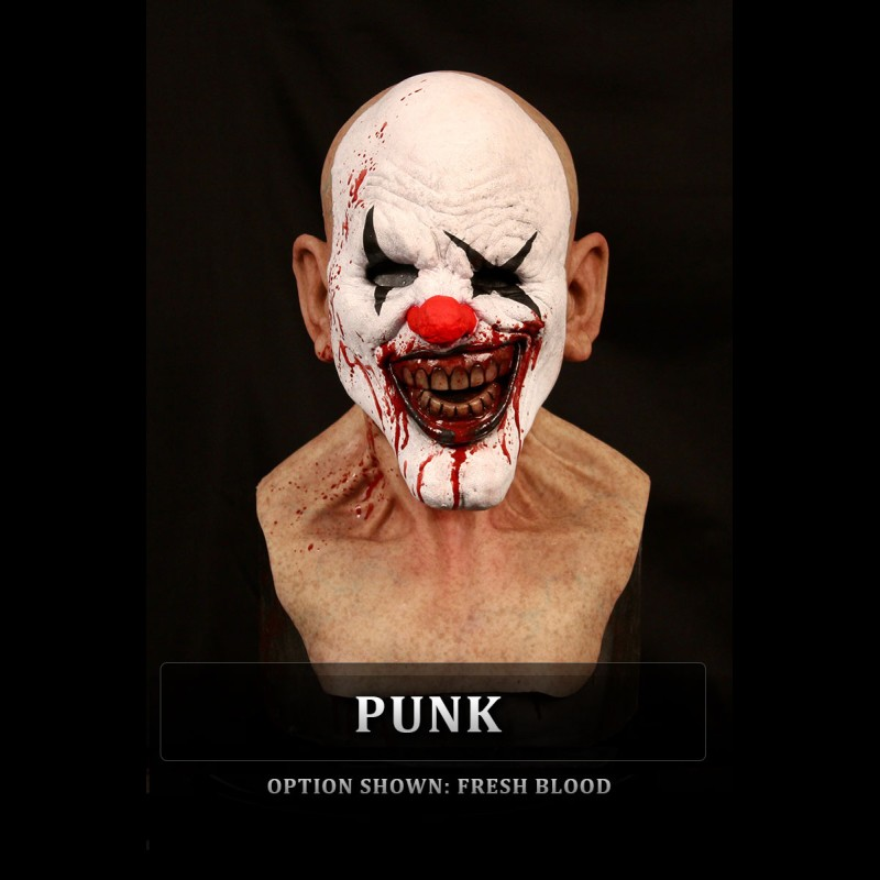 Half-Cocked Silicone Mask
