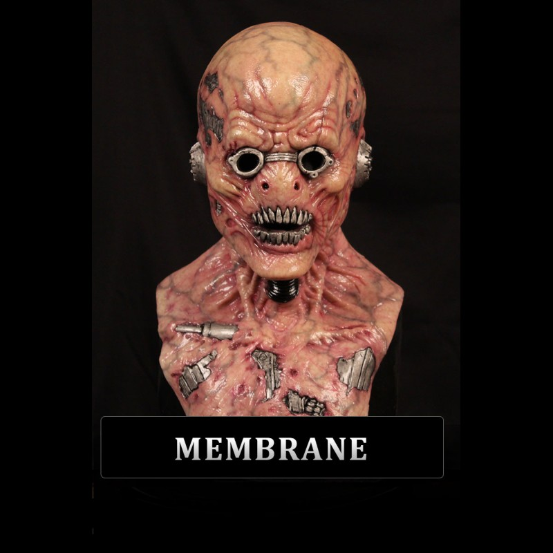 Necromancer Silicone Mask