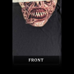 Phantom Cloth Face Mask