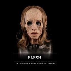 Zelda Female Fit Silicone Half Mask