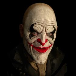 Creep Silicone Half Mask