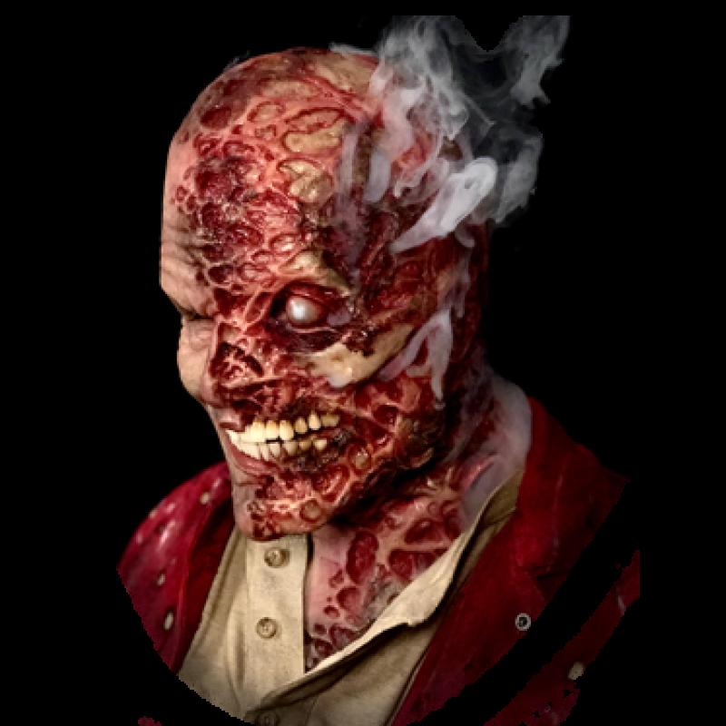 Pyro Silicone Mask