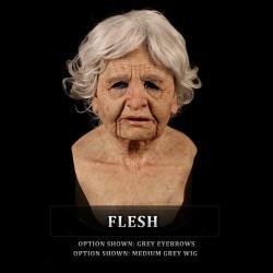 Elderly Silicone Mask