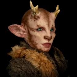 Faun Female Fit Silicone Half Mask