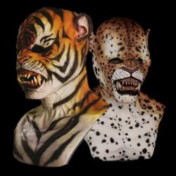 Carnivore Silicone Mask