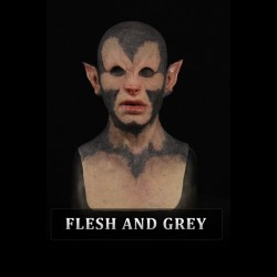IN STOCK - Feral Flesh and Grey Female Fit